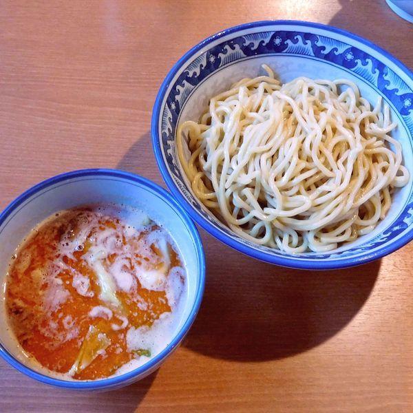 「海老味噌つけ麺(大盛同額 850円)」@麺や 樽座 小宮店の写真