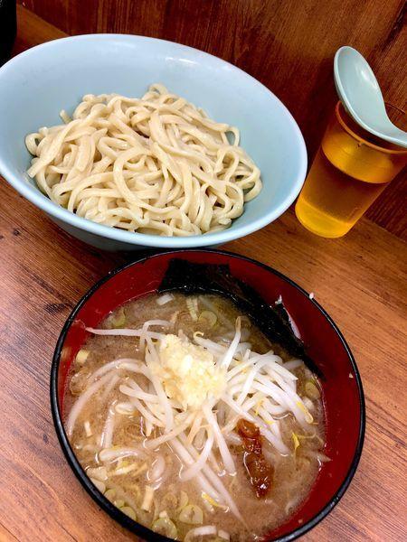 「つけ麺」@ラーメン二郎 池袋東口店の写真