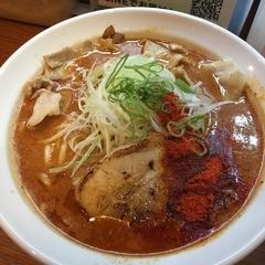 辛口炙り肉ソバ ひるドラ 鶴橋店の写真