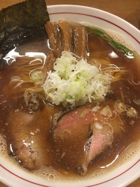 「中華そば¥780」@つけそば屋 麺処えぐちの写真
