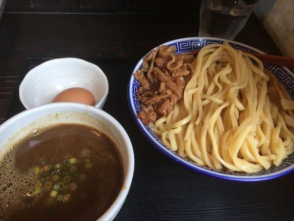 「つけ麺大盛850」@中華そばJACの写真