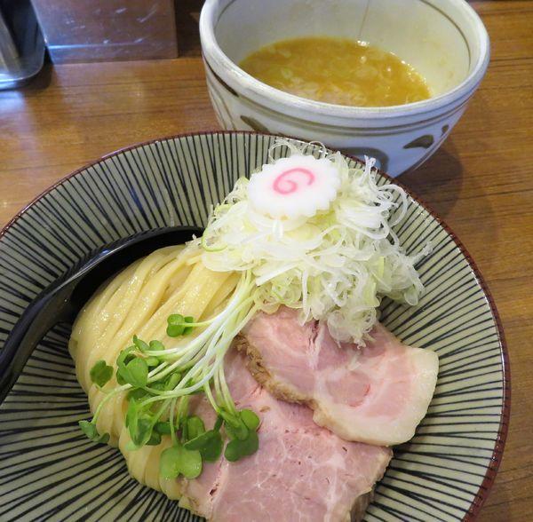 「鶏つけ麺+ねぎ(950円)」@麺屋 NOROMAの写真