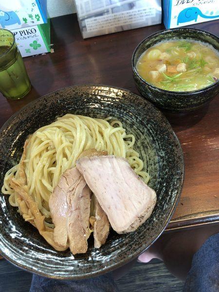 「ベジつけ(塩)」@麺屋 京介の写真