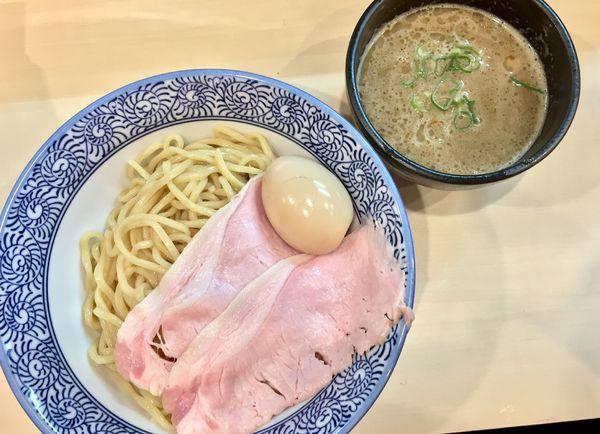 「濃厚つけ麺」@濃厚つけ麺・ラーメン 八重桜の写真