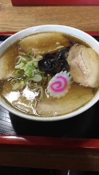 「チャーシュー麺」@飛騨高山 板蔵ラーメンの写真