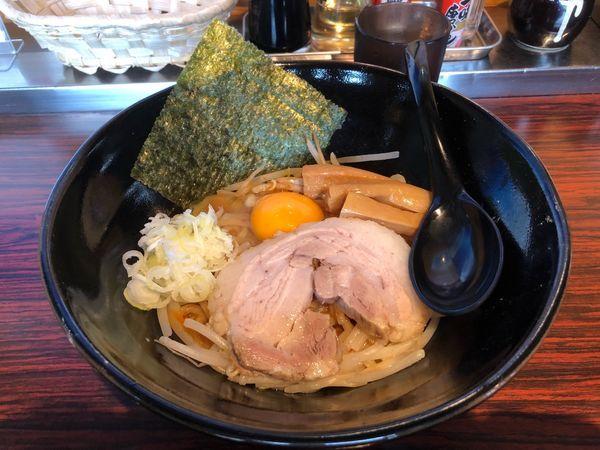 「汁なし味噌」@麺屋ひじり 嵐山店の写真