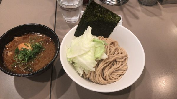 「濃厚海老つけ麺」@つけ麺 五ノ神製作所の写真