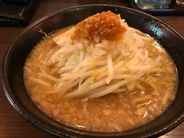 「ふじ麺」@山勝角ふじ 京成大久保店の写真