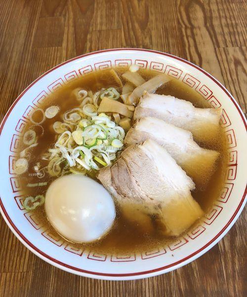 「味玉ラーメン(醤油)」@喜多方食堂 麺や玄の写真