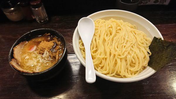 「特製もりそばA (中盛) 950円」@麺屋大斗 芝大門店の写真