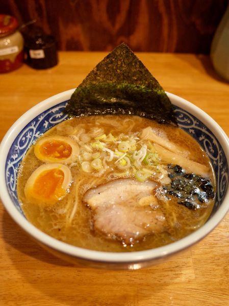 「醤油ラーメン…750円」@麺屋もり田 多治見店の写真