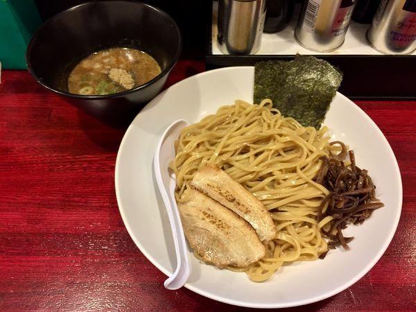「濃厚つけ麺」@煮干中華そば 十六夜の写真