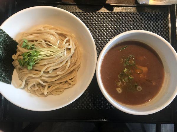 「つけ麺」@ブラウン製麺所の写真