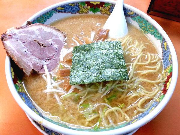 「ラーメン 680円」@幸来の写真
