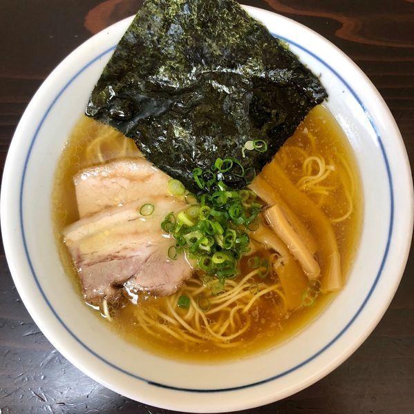 「中華そば (650円)」@ひかり食堂の写真
