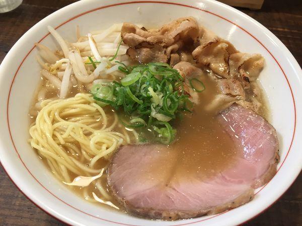 「太刀魚らーめん(700円)」@tomoruの写真