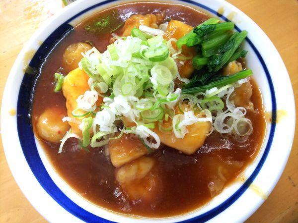 「【限定菊月】俺のワンタンチリソースW両方入り 2300円」@MENYA 食い味の道有楽の写真
