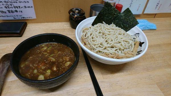 「つけ麺 中盛り」@麺 大仏の写真