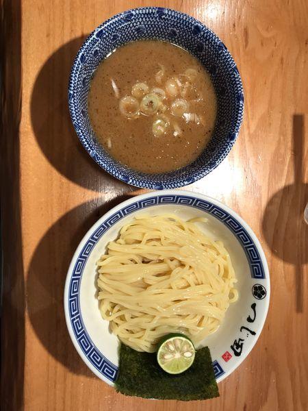 「濃厚つけ麺 880円」@つじ田 日本橋八重洲店の写真