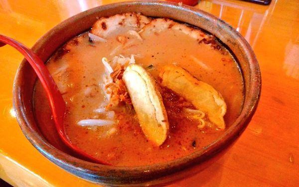 「札幌味噌・味噌漬け炙りチャーシュー麺」@麺場 田所商店 相模原店の写真
