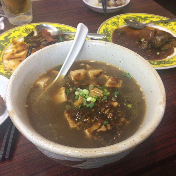 「麻婆拉麺」@上海料理・四川料理 厨藝坊の写真