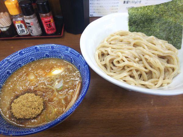 「普通のつけめん800円」@麺処 薫の写真