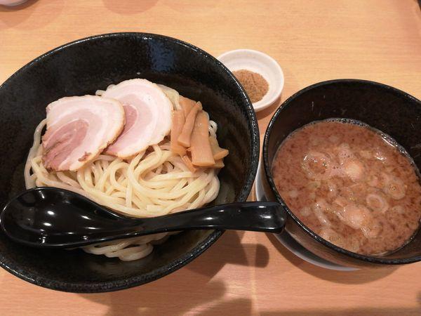 「濃厚鶏つけめん」@麺屋 JUNKIEの写真