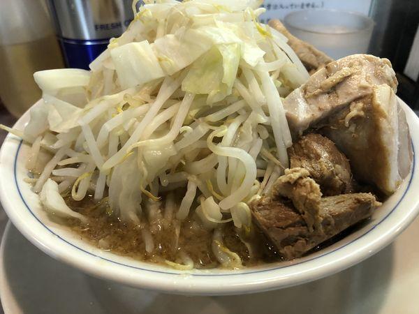 「煮干しラーメン @650円」@らーめん大 練馬店の写真
