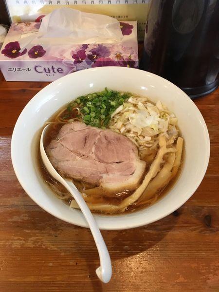「名古屋コーチン醤油ラーメン」@麺屋 菜々兵衛の写真