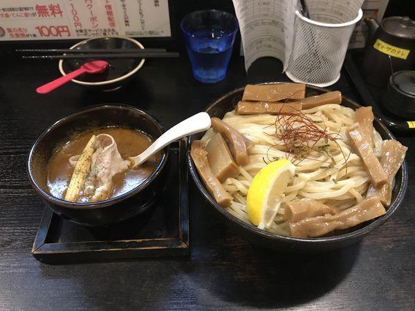 「ミソDEカリー【メガ盛り】」@麺の坊 晴レル屋の写真