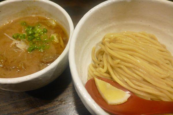 「牛モツつけ麺¥870」@製麺処 蔵木の写真