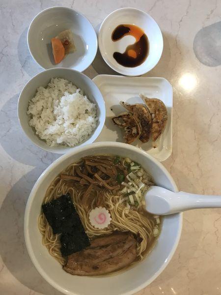 「餃子セット」@Hananoki@Plusの写真