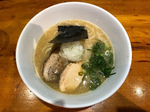「鶏白湯」@喜元門 つくばサイエンス通り店の写真