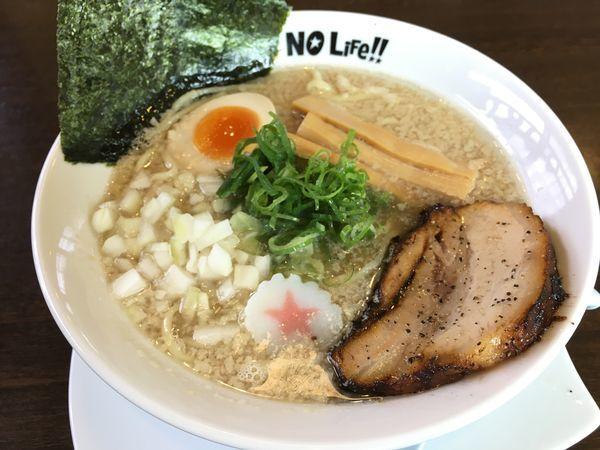 「ばりこて煮干し」@おおぼし 上田本店の写真