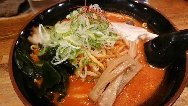 「鉄火麺」@北海道らーめん ひむろ 松戸駅前店の写真