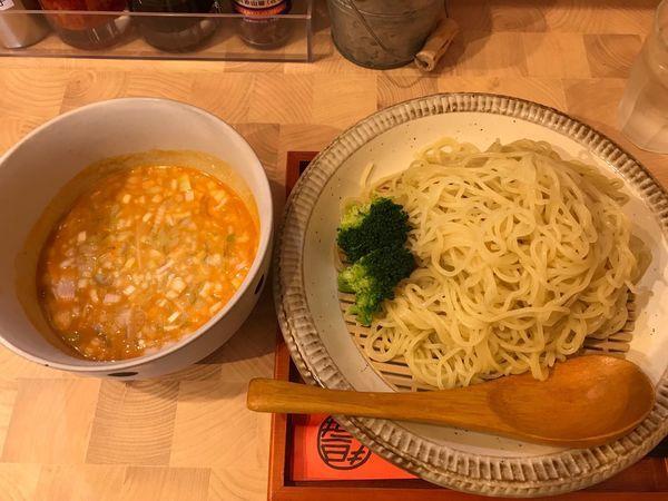 「ざる麺(並) 550円」@Tan Tan Noodle Shop 担担 烏丸店の写真