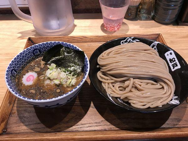 「つけめん(並)」@中華蕎麦 とみ田の写真