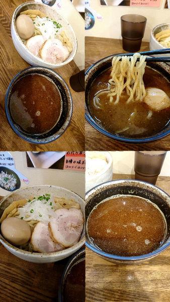「『特製つけ麺 中盛(¥1000)』」@らーめん 縁の写真