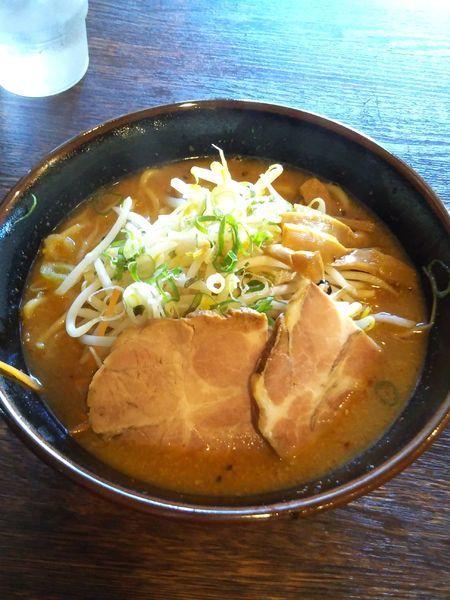 「味噌ラーメン」@麺屋 真心の写真