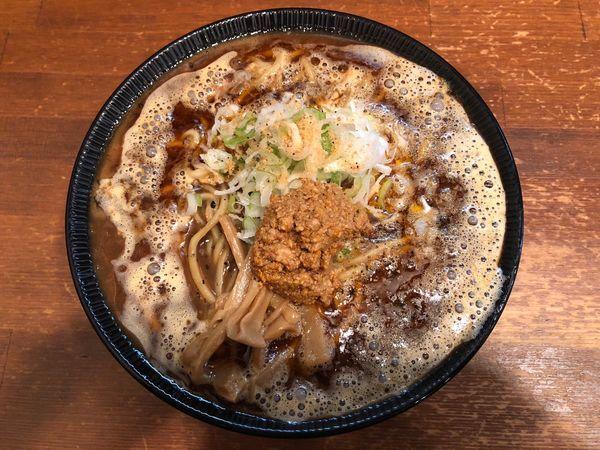 「海老味噌ラーメン」@麺や 蒼輝 AOIKAGAYAKIの写真