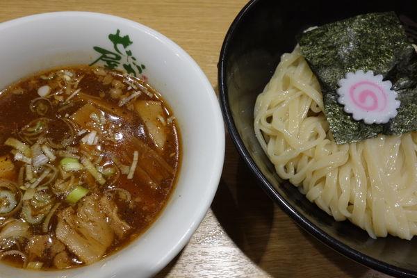 「つけ麺780円」@せたが屋 越谷レイクタウン店の写真