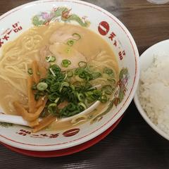 天下一品 上野アメ横店の写真