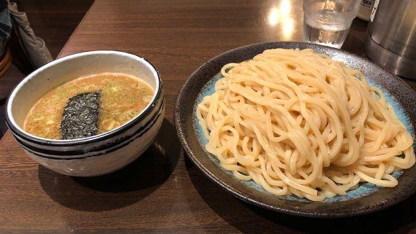 「つけそば 大」@つけそば 麺彩房 五反田店の写真