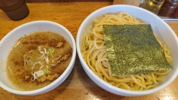 「濃厚ニボつけ麺(大盛)」@煮干しそば 虎愼の写真