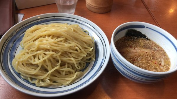 「つけ麺 大盛」@らーめんふくのや 加納店の写真