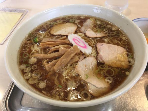 「中華麺(玉子)」@永福町大勝軒の写真