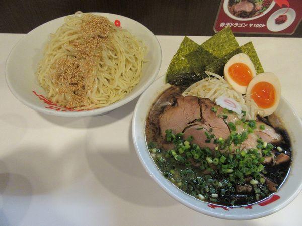 「各日20食限定 全部ギガ盛りつけ麺(1280円)」@なんつッ亭 水戸店の写真