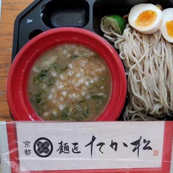 「麺匠たか松 つけ麺(鶏魚介)」@大つけ麺博  10周年特別企画 ラーメン日本一決定戦!!の写真