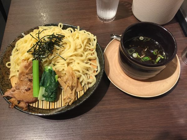 「つけ麺(醤油)」@麺屋 空海 KOOKAI 品川店の写真