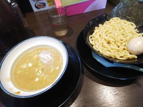 「つけ麺780円」@町田商店 入間店の写真